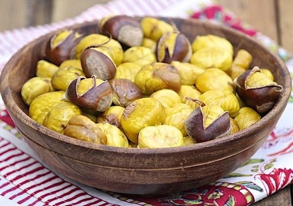 Ăn hạt dẻ có mập không?