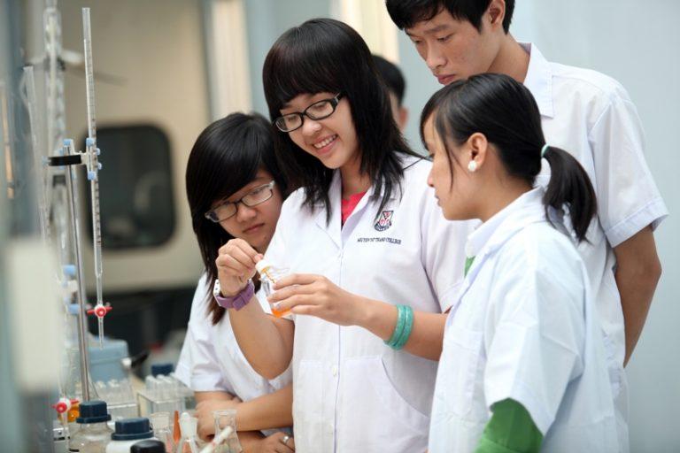 Thực trạng tuyển sinh Y dược ở Việt Nam