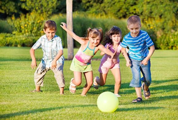 Thể thao giúp trẻ em phát triển toàn diện về mọi mặt