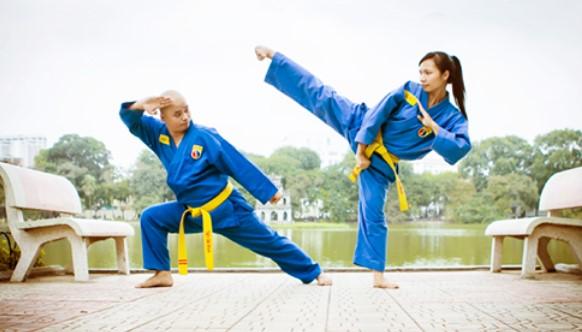 Môn võ thuật