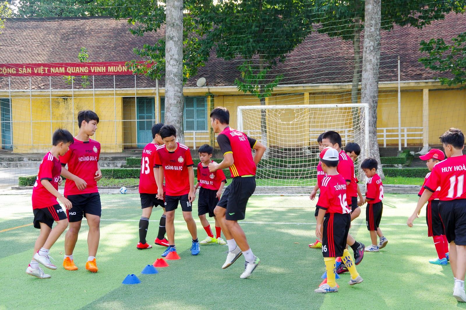 Bộ môn thể thao bóng đá và những lợi ích bất ngờ 1