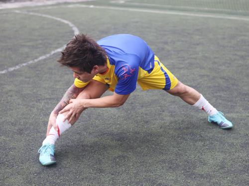 CHIA SẺ: Những kỹ năng cơ bản cần có khi mới chơi bóng đá 1