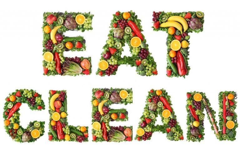 Eat clean là gì? Những nguyên tắc trong chế độ ăn Eat clean