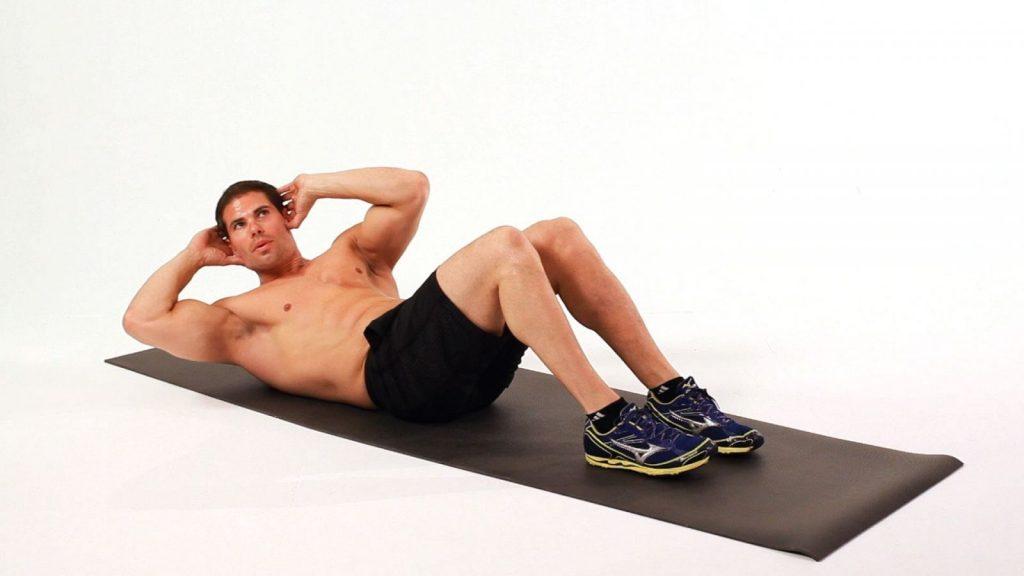 Cách tập bụng 6 múi trong 1 tháng