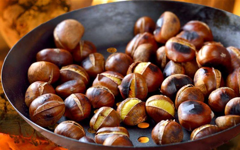 Hạt dẻ được nhiều người ưa thích bởi hương vị thơm ngon bùi ngậy