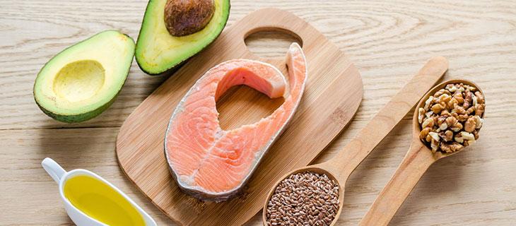 Thành phần axit hữu cơ và axit béo Omega 3 có tác dụng rất lớn trong việcduy trì chất béo