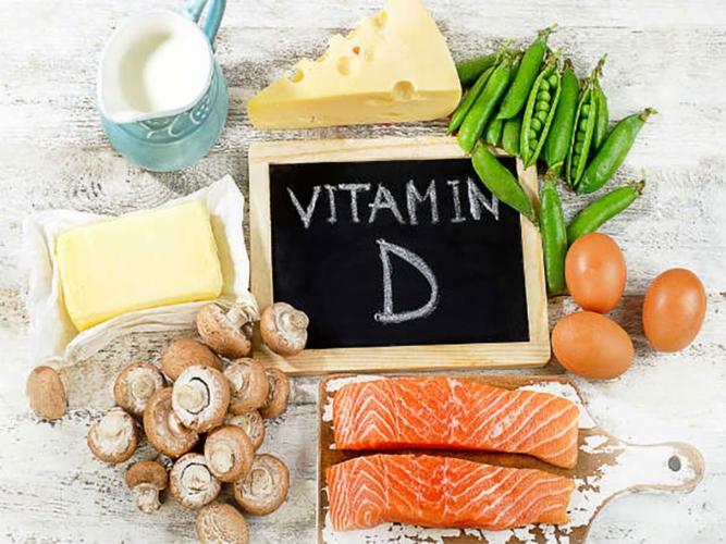 vitamin D tăng cường sức khỏe cho tim mạch