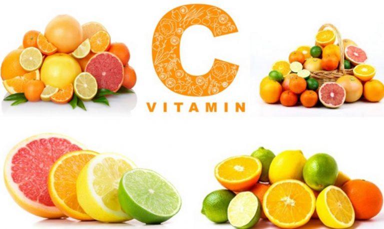 Tác dụng của vitamin C với cơ thể và vitamin C có trong thực phẩm nào