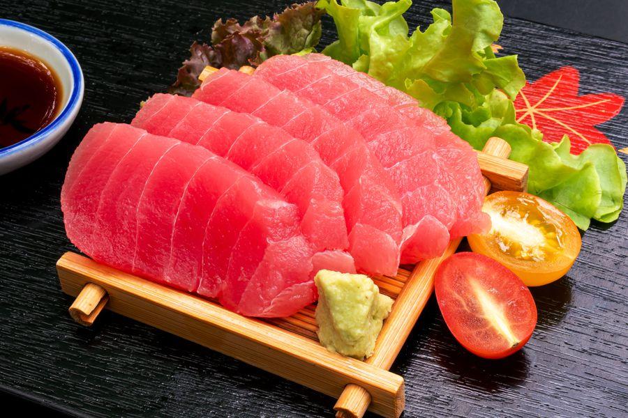 Cá ngừ phi lê làm món gì