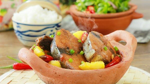 cá ngừ nấu gì ngon